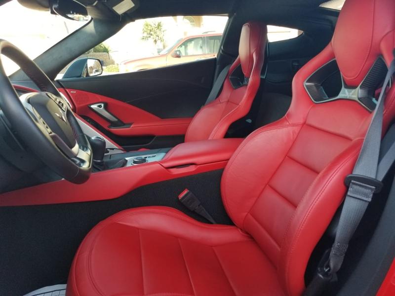 Chevrolet Corvette 2016 price $75,800