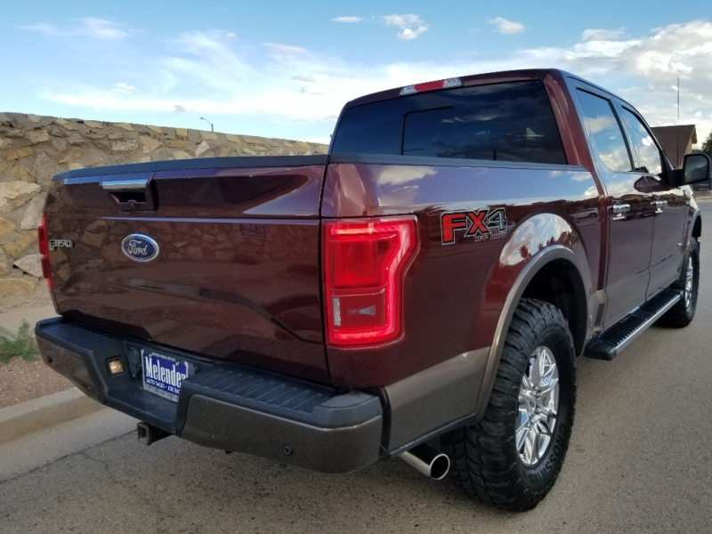 Ford F-150 2015 price $33,995