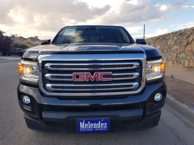 GMC Canyon 2015 price $21,995