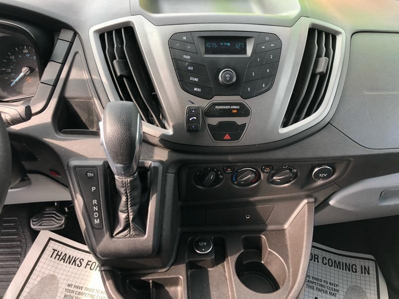 Ford Transit Cargo Van 2016 price $19,995