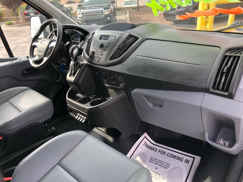 Ford Transit Cargo Van 2016 price $21,500