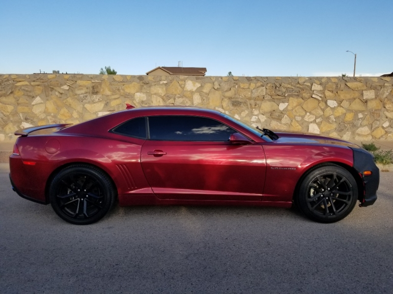 Chevrolet Camaro 2015 price $17,995
