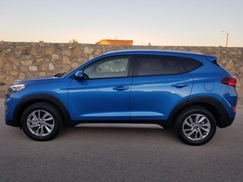 Hyundai Tucson 2018 price $17,995