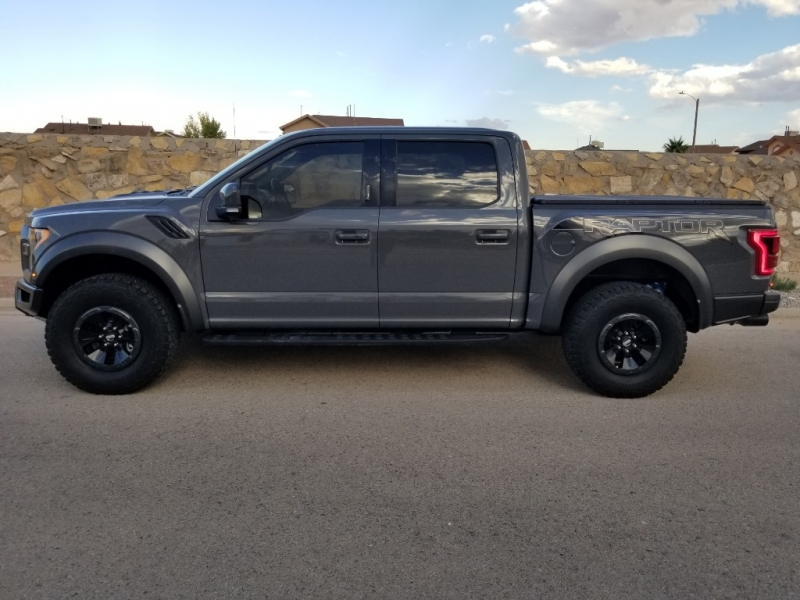 Ford F-150 2018 price $62,995