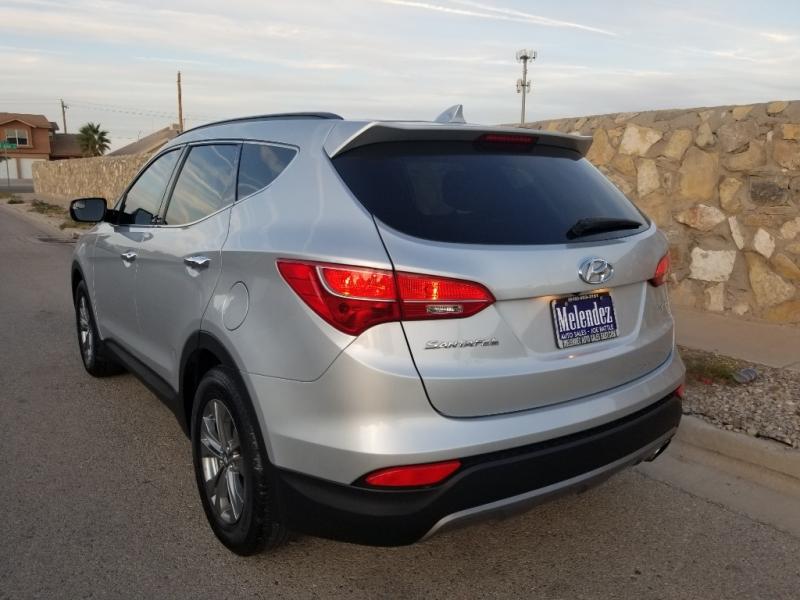 Hyundai Santa Fe Sport 2016 price $15,995
