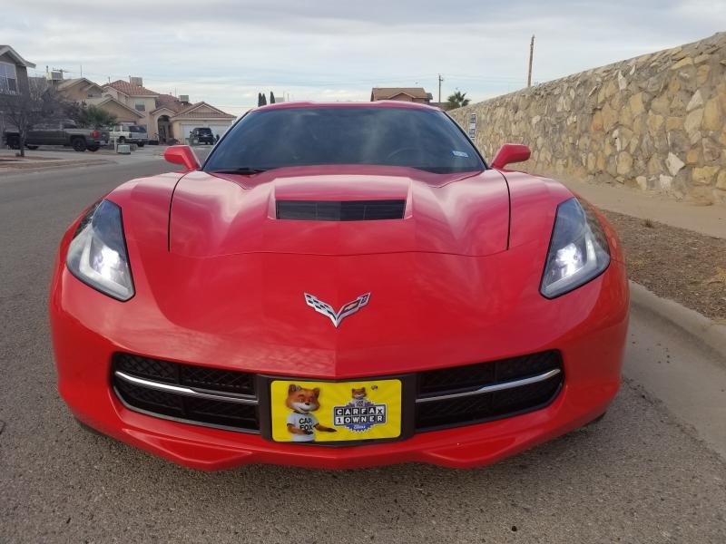 Chevrolet Corvette Stingray 2014 price $38,995