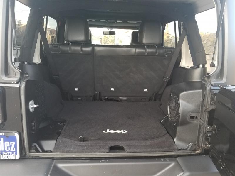 Jeep Wrangler Unlimited 2013 price $32,995