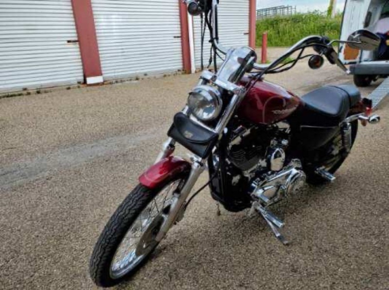 HARLEY-DAVIDSON SPORTSTER 2005 price Call for Pricing.