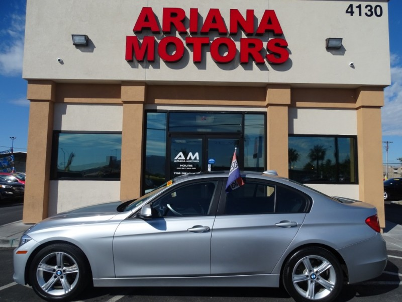 BMW 3-Series 2013 price $12,996