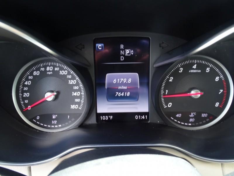 Mercedes-Benz C-Class 2015 price $17,995