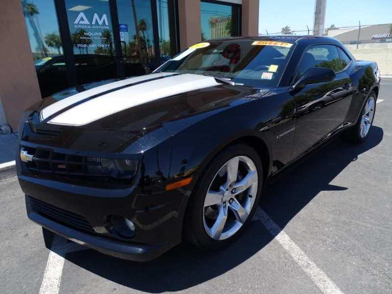 Chevrolet Camaro 2010 price $15,995
