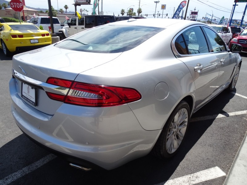 Jaguar XF 2012 price $14,995