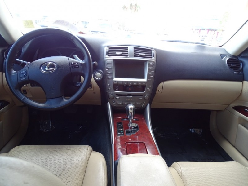 Lexus IS 250 2008 price $10,495