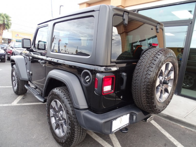 Jeep Wrangler 2019 price $29,995
