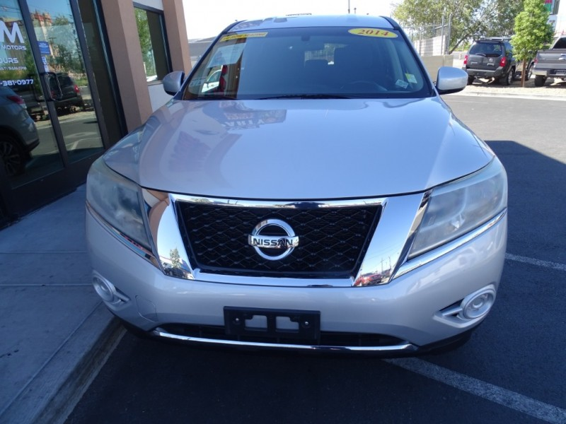 Nissan Pathfinder 2014 price $14,895