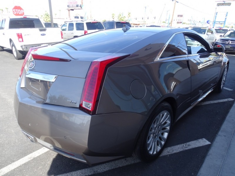 Cadillac CTS Coupe 2012 price $14,895