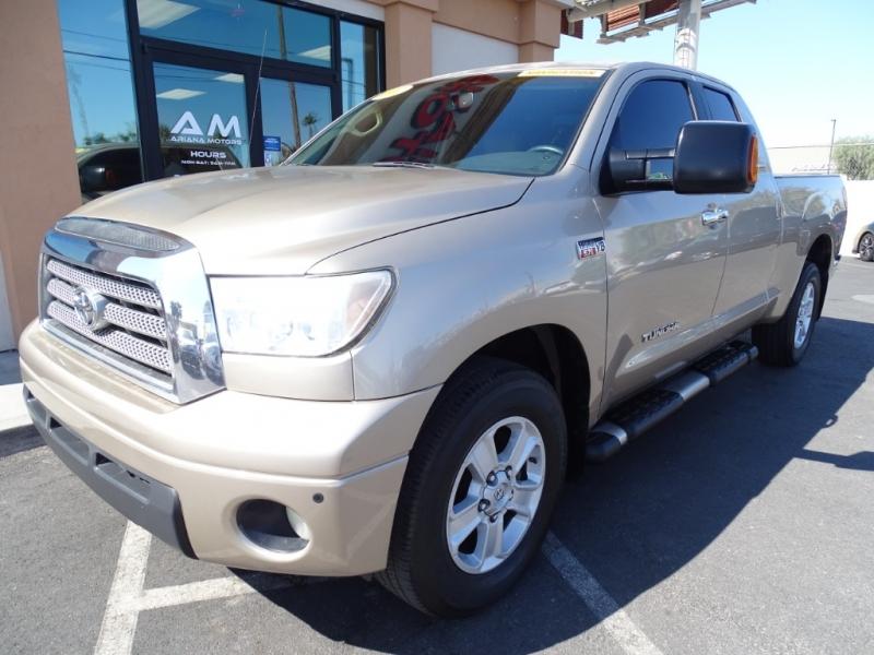 Toyota Tundra 2007 price $14,995