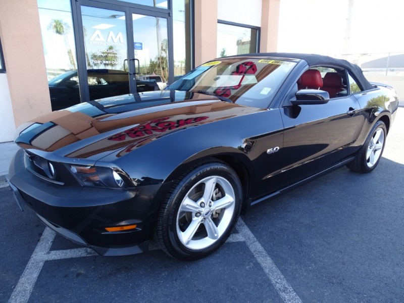 Ford Mustang 2011 price $15,596