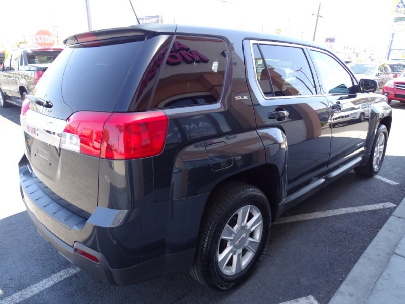 GMC Terrain 2013 price $13,995