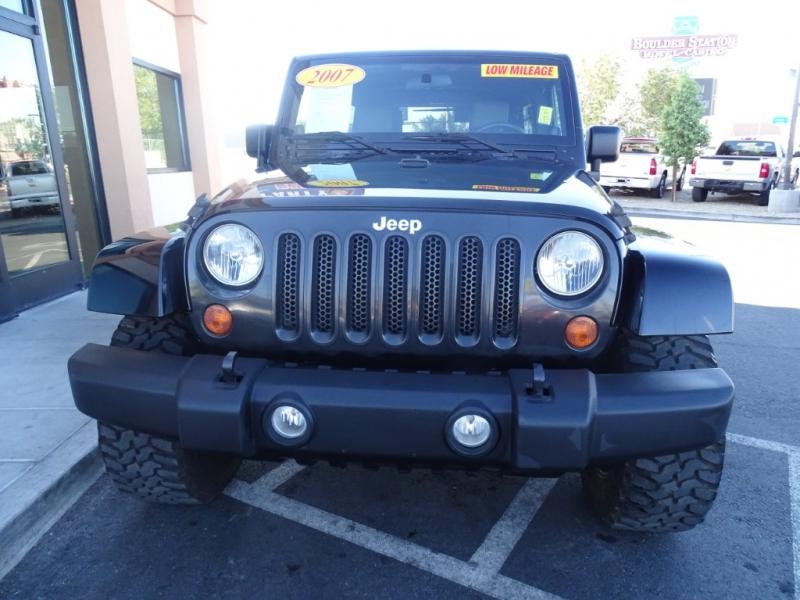 Jeep Wrangler 2007 price $18,995