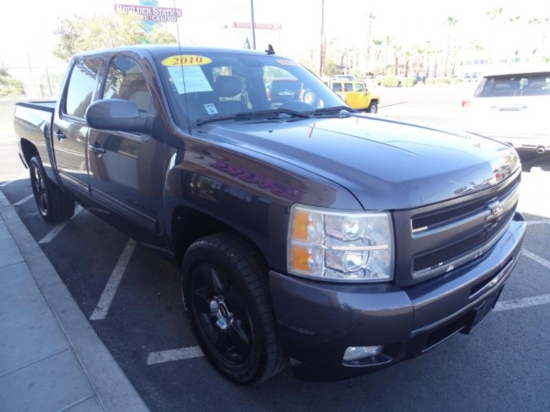Chevrolet Silverado 1500 2010 price $16,995