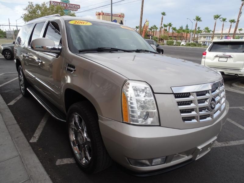 Cadillac Escalade ESV 2007 price $11,995