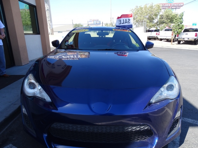 SCION FR-S 2013 price $11,939