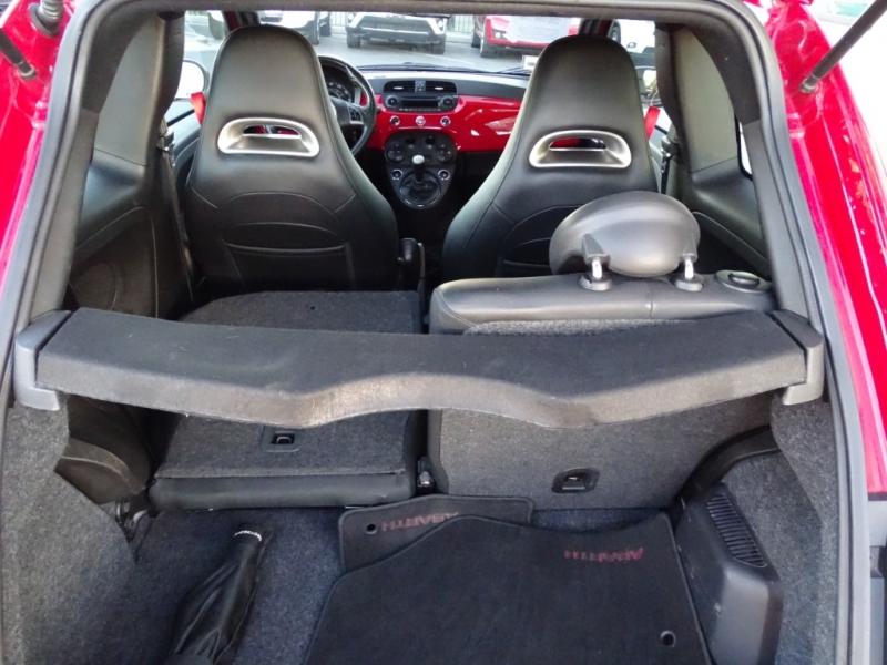 Fiat 500 2012 price $8,995