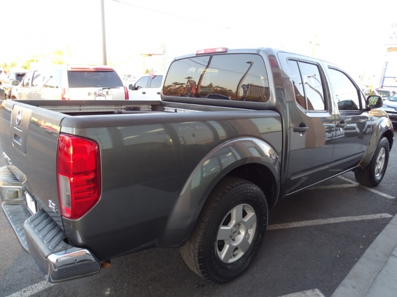 Nissan Frontier 2006 price $9,995
