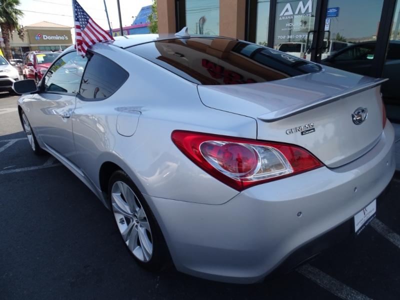 Hyundai Genesis Coupe 2012 price $12,995