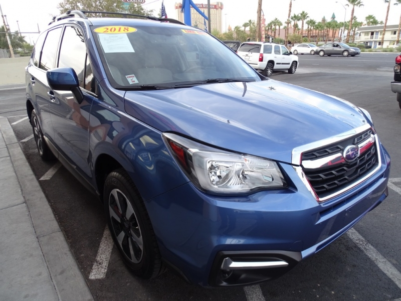 Subaru Forester 2018 price $23,995