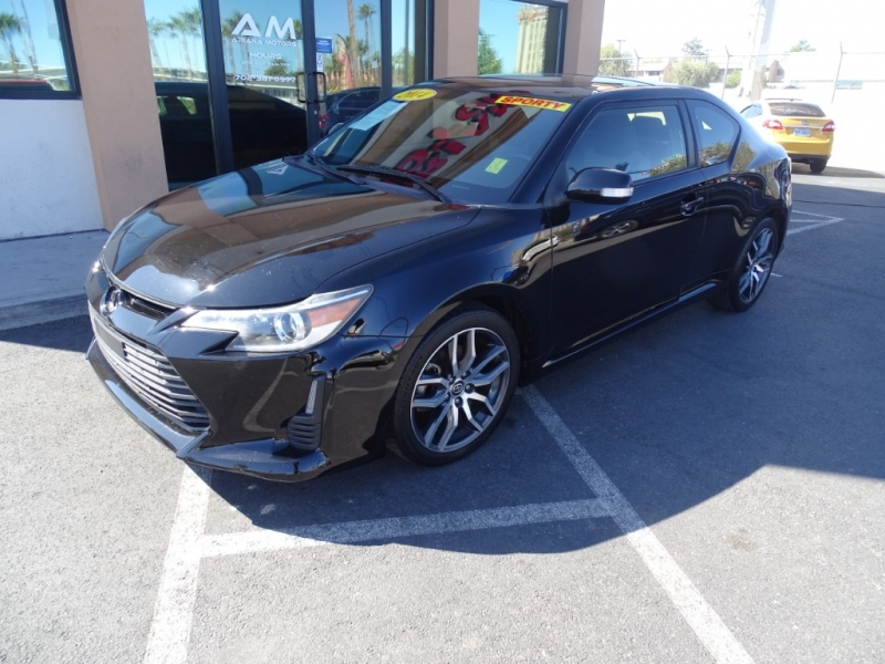 Scion TC 2014 price $10,995