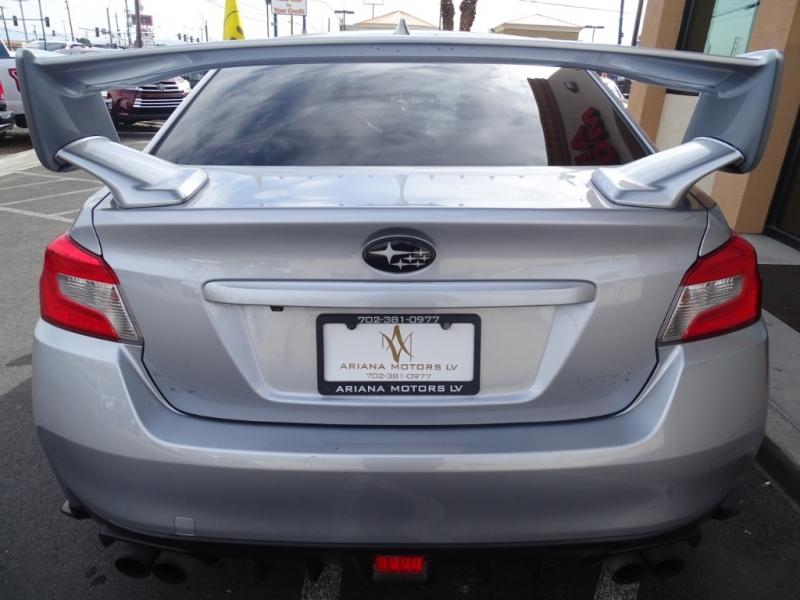 Subaru WRX 2015 price $17,995