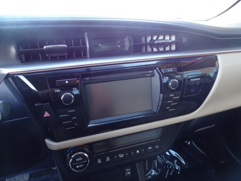 Toyota Corolla 2014 price $9,995