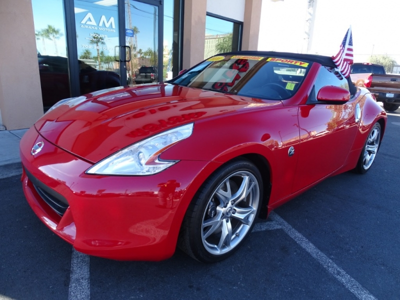 NISSAN 370Z 2010 price Call for Pricing.