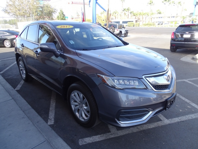ACURA RDX 2017 price Call for Pricing.