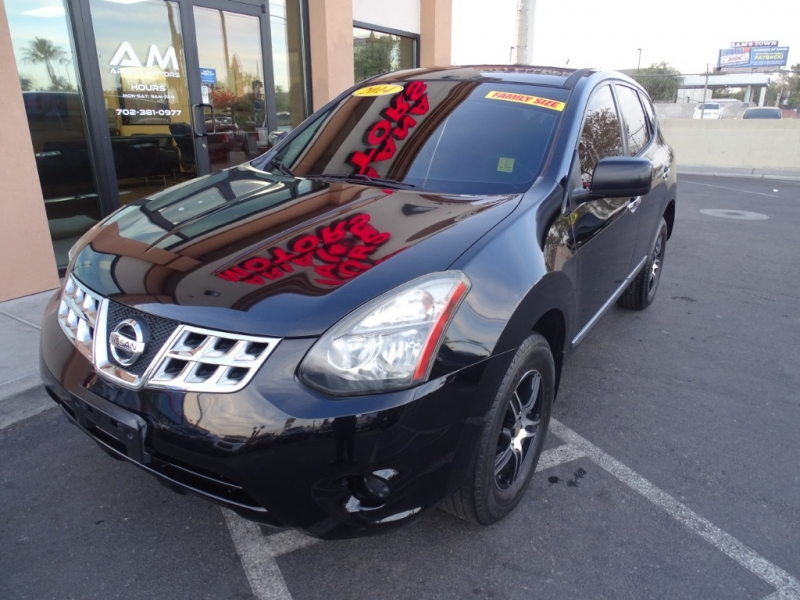 NISSAN ROGUE SELECT 2014 price Call for Pricing.