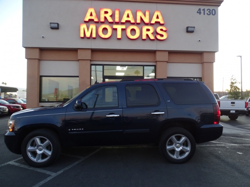 Chevrolet Tahoe 2007 price $11,995