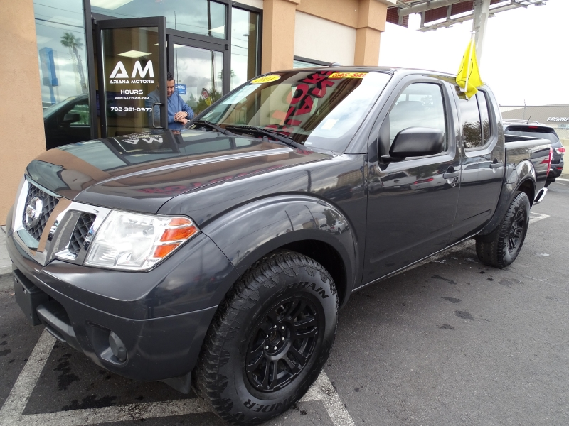 Nissan Frontier 2014 price $15,995