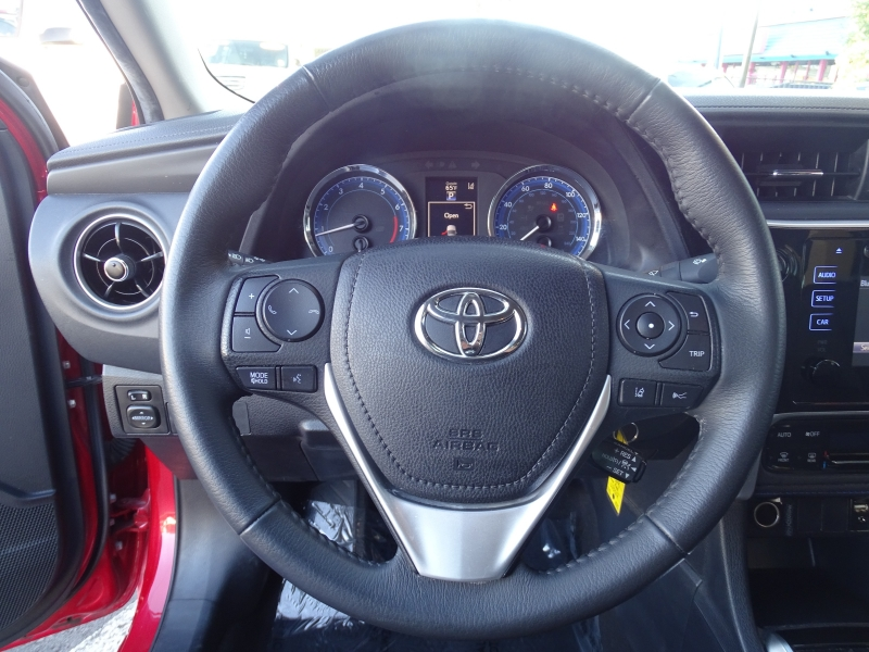 Toyota Corolla 2018 price $15,495