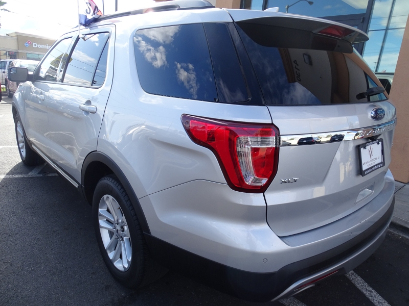 Ford Explorer 2016 price $19,995