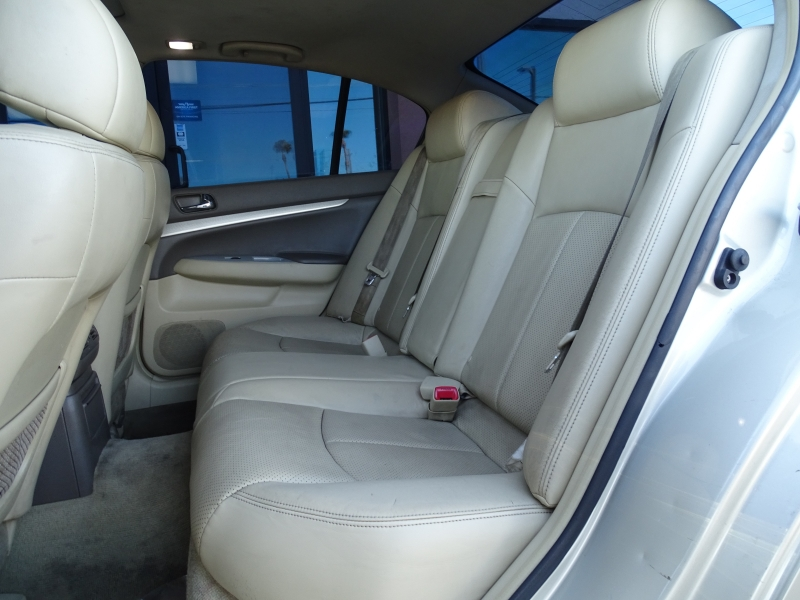 Infiniti G35 Sedan 2007 price $7,995