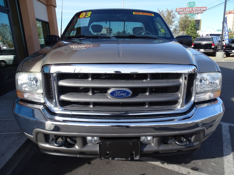 Ford Super Duty F-250 2003 price $13,995