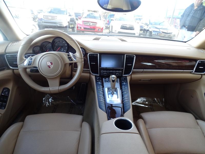 Porsche Panamera 2011 price $25,995