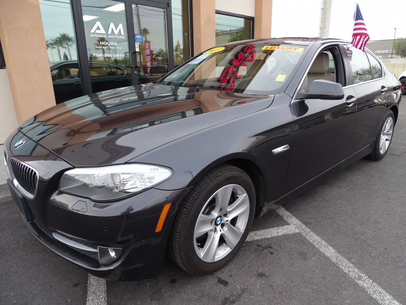 BMW 5-Series 2013 price $13,995