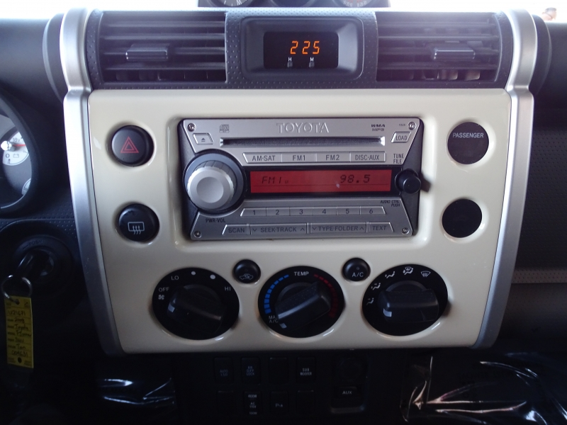 Toyota FJ Cruiser 2008 price $18,995