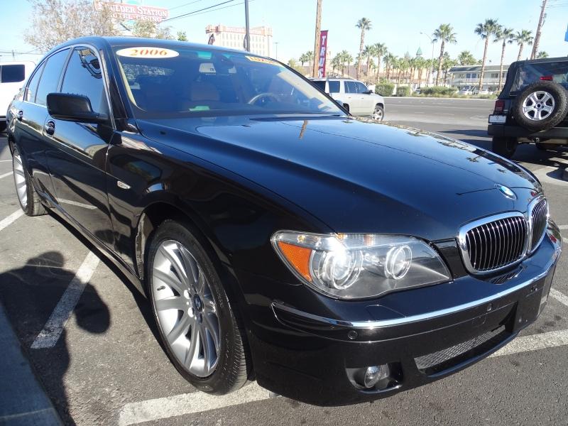 BMW 7-Series 2006 price $9,995