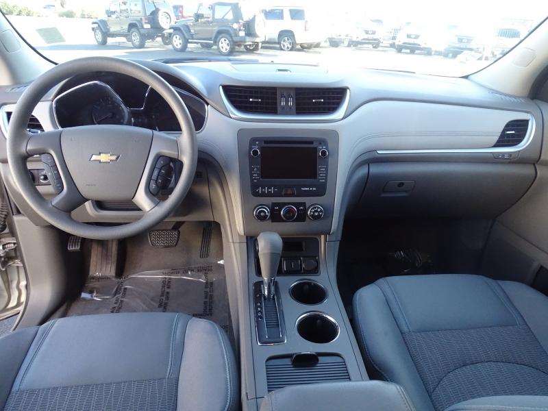 Chevrolet Traverse 2017 price $19,995