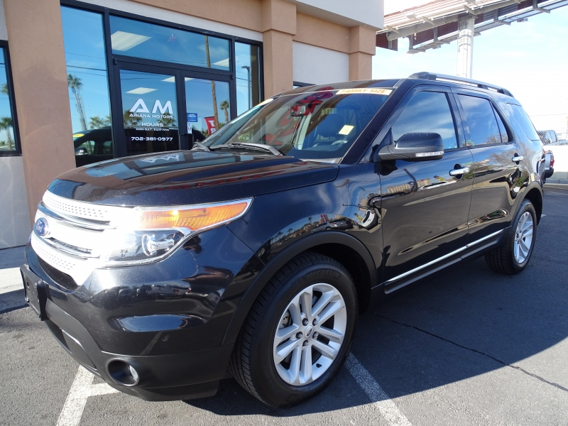 Ford Explorer 2014 price $16,995