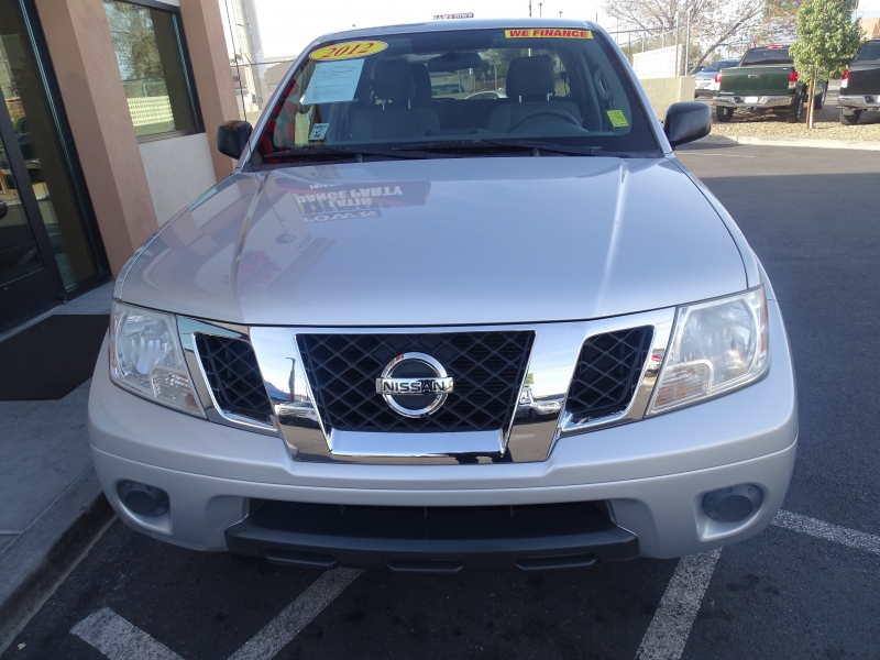 Nissan Frontier 2012 price $13,995
